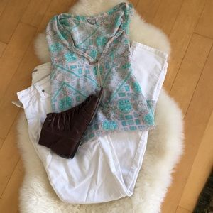 Guess Flowy Blouse